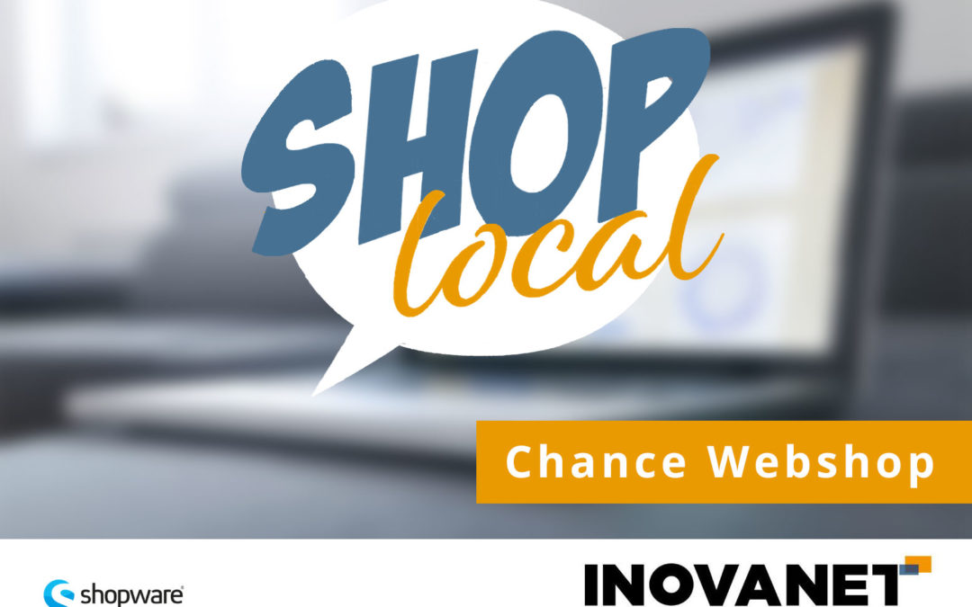 SHOP local – E-Commerce-Angebot von INOVANET